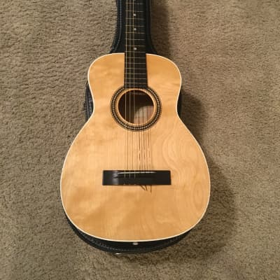 Harmony  F70 AP vintage 1960s classical guitar parlor size 3/4 made in USA excellent condition for sale