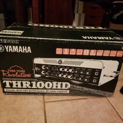 Yamaha THR100HD Dual Modeling Amp Head | Reverb