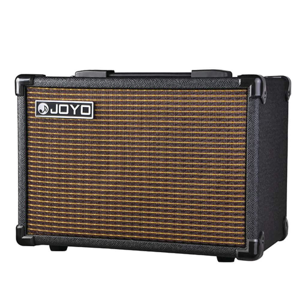 joyo ac 20 acoustic stereo guitar amp 20 watt with built in reverb. Black Bedroom Furniture Sets. Home Design Ideas