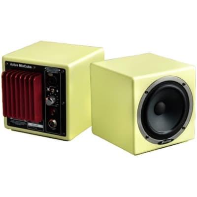"Avantone MixCubes Active Studio Monitor (60 Watts, 1x5.25"")"