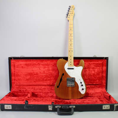 1985 Fender Telecaster Thinline MIJ Japan Electric Guitar w/OHSC