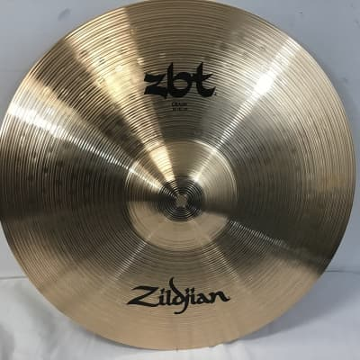 "Zildjian 18"" ZBT Crash Cymbal"