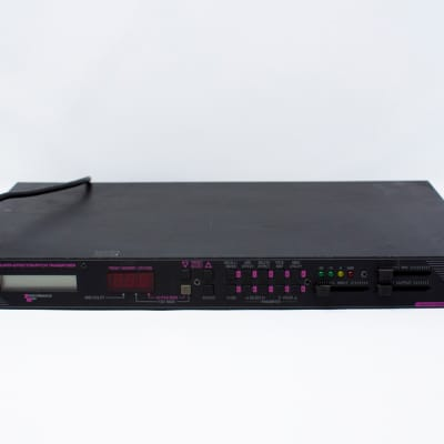 ART MultiVerb II 1990s Black