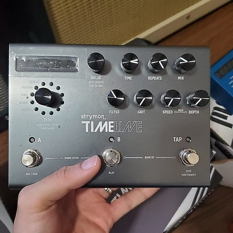 strymon timeline delay gear on the cheap reverb. Black Bedroom Furniture Sets. Home Design Ideas