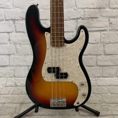 Unknown Make Custom Build P-Bass 4 String Bass Guitar for sale