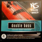 NS Design Electric Strings by D'Addario for Double Bass  NS610 image
