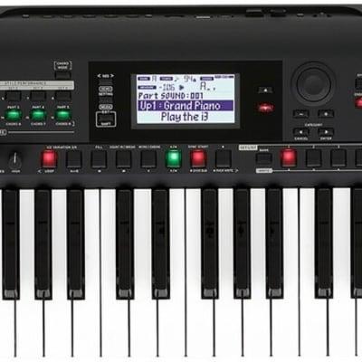 Korg i3 61 Touch Control Key Arranger Music Workstation Super Matte Black