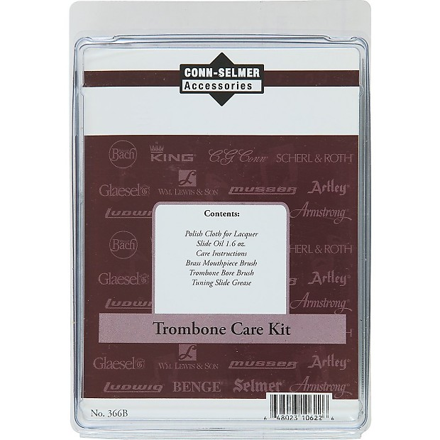 Selmer 366B Trombone Care Kit