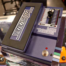 Digitech Bass Whammy Pitch Shift Pedal