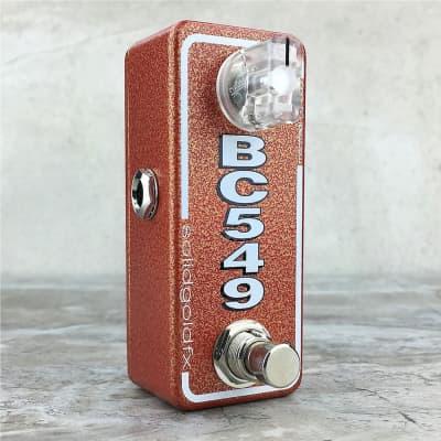 SolidGoldFX BC549 Mini-Booster