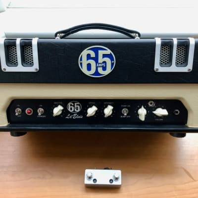 65 Amps Lil' Elvis Head for sale
