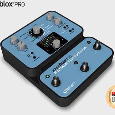 Soundblox® Pro Multiwave Bass SA141 Distortion - Soundblox Pro Multiwave Bass Distortion