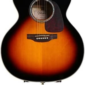 Takamine GJ72CE-BSB Jumbo Cutaway Acoustic-Electric Guitar, Sunburst for sale