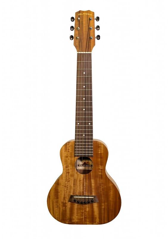 islander gl6 tenor ukulele size guitar wire meets wood reverb. Black Bedroom Furniture Sets. Home Design Ideas