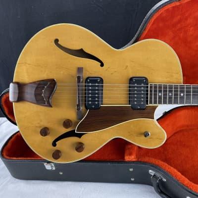 1984 Fender - D'Aquisto - Jazzgitarre - ID 1538 for sale