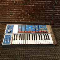 Moog  The Source, Vintage Analogue Synthesizer Synth SERVICED!