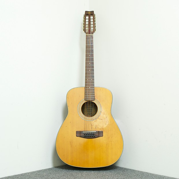 yamaha fg 260 12 string acoustic guitar for repair 1970s reverb. Black Bedroom Furniture Sets. Home Design Ideas