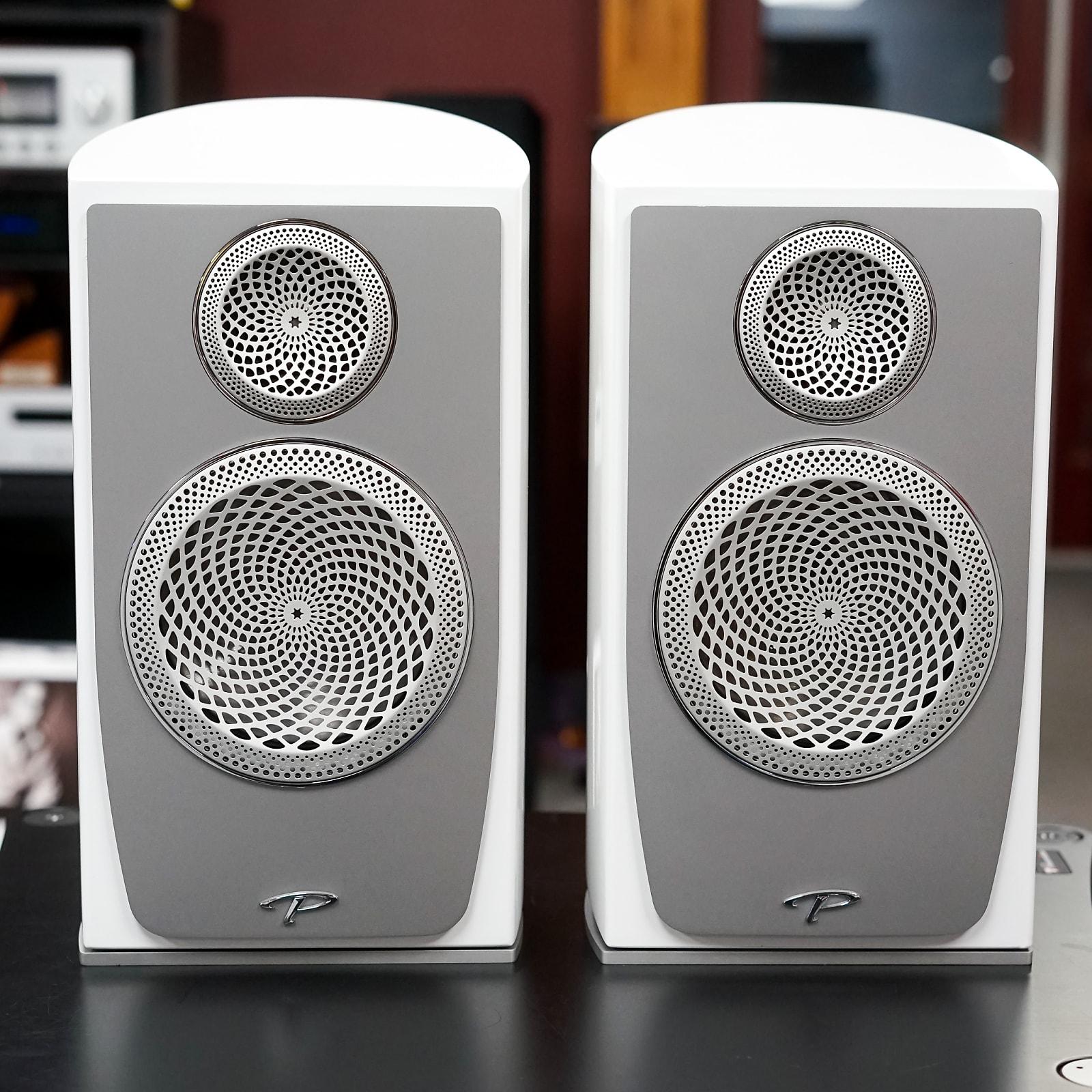 Paradigm Persona B Bookshelf Speaker Pair - Gloss White - DEMO