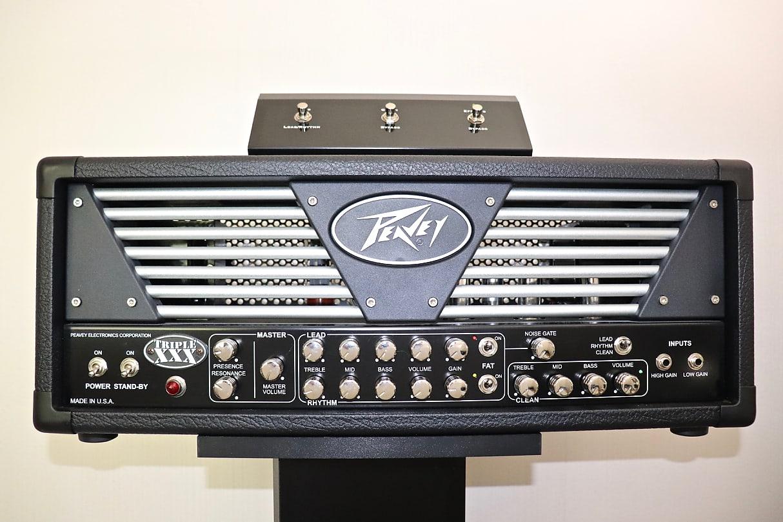 Peavey XXX Mark II Head, 120 Watts, Made in USA