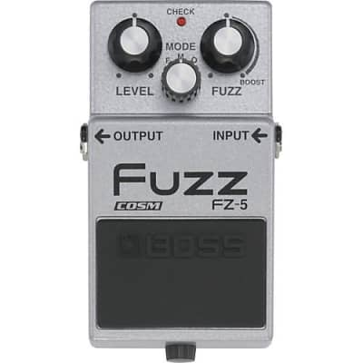 Boss FZ-5 Fuzz Pedal for sale