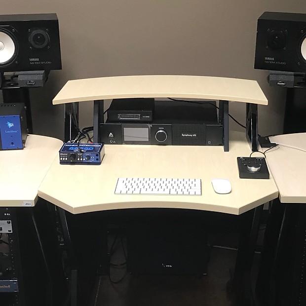 Wonderful Studio Trends 30u0027 Desk Maple Nice Ideas
