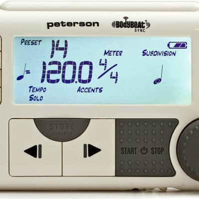 Peterson Body Beat Sync Metronome - BBS-003350 for sale