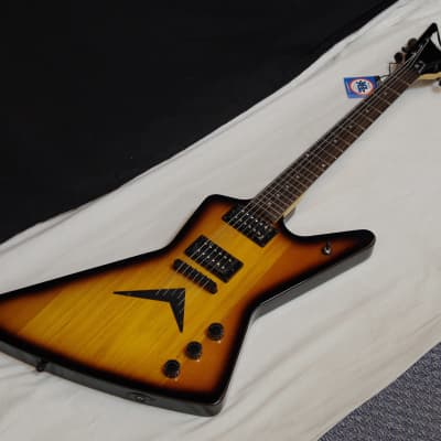DEAN Z-X electric GUITAR new ZX Trans Brazilia - Bolt-on - DMT Pickups - NEW for sale