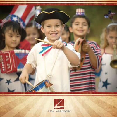 Hal Leonard God Bless America® – 2nd Edition Songs of Courage and Inspiration