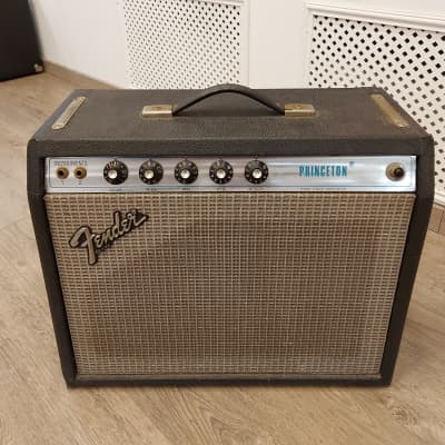 Fender  Princeton  (non reverb) 1978 Silverface for sale