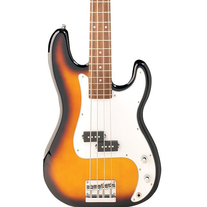 Jay Turser P-Style Electric Bass Tobacco Sunburst
