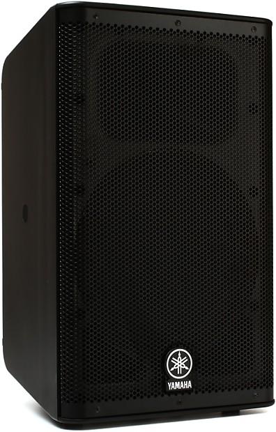 Yamaha dxr10 1100w 10 powered speaker gearnuts reverb for Yamaha dxr10 speakers