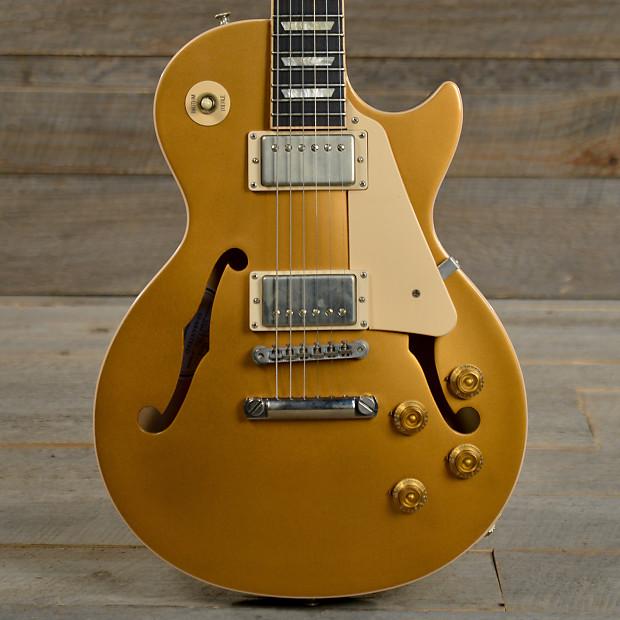 Gibson ES Les Paul Goldtop 2014 | Reverb