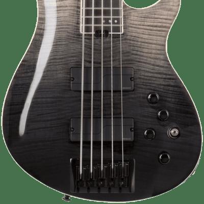 Schecter SLS Elite 5 Black Fade Burst E-Bass