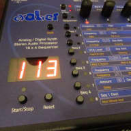 Dave Smith Instruments Evolver Module *Shipping within Canada only*