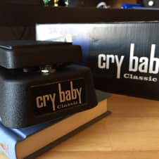 Dunlop GCB-95F Cry Baby Classic Fasel