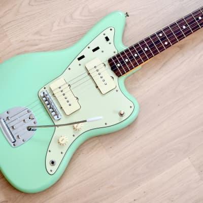 2006 Fender American Vintage '62 Jazzmaster Surf Green 100% Original w/ Case for sale