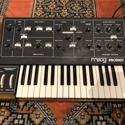 Moog Prodigy (Serviced / Warranty)
