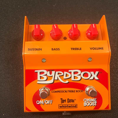 Whirlwind Byrd Box treble booster for sale