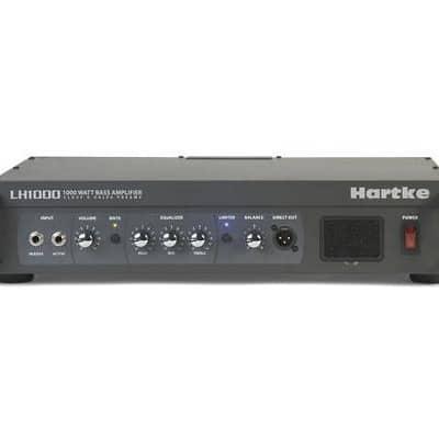 Hartke LH1000 1000-Watt Bass Amplifier Head (Used/Mint)