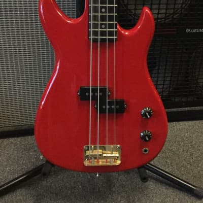 Tanara Red Bass 4 String for sale