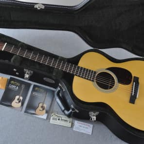Martin Standard Series Reimagined OM-21