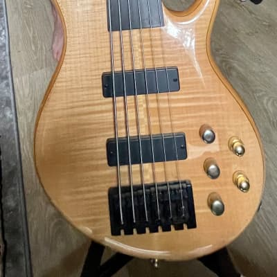 Carvin IC6PF 2010 Clear Flame Maple