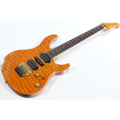 YAMAHA Pacifica PAC721DH Amber