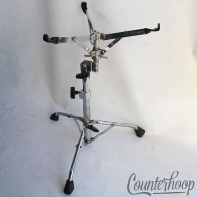 *Ludwig Hercules Snare Drum Stand Chrome Vintage Chicago 70s Plastic Set Screws*