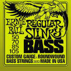 Ernie Ball 2832 Regular Slinky Electric Bass 4 String Set 50-105 CLEARANCE image