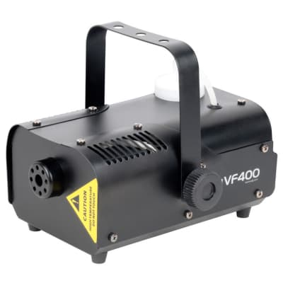 ADJ VF400 400W Water Based Fog Machine with 3,000 cfm Output and Remote