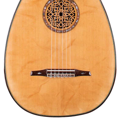 Marcelino Lopez Lute Guitar 2008 Classical Guitar Spruce/CSA Rosewood for sale