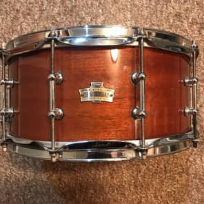 """Ludwig LCEX6514TXSA Epic Centurian 6.5x14"""" African Sapele Snare Drum"""