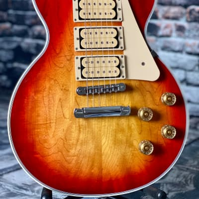 Gibson USA Ace Frehley Budokan Les Paul Custom Heritage Cherry Sunburst 2012 for sale
