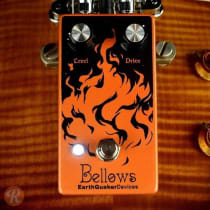 EarthQuaker Devices Bellows Overdrive and Fuzz image